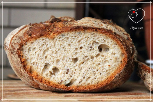 Pane mix one interno