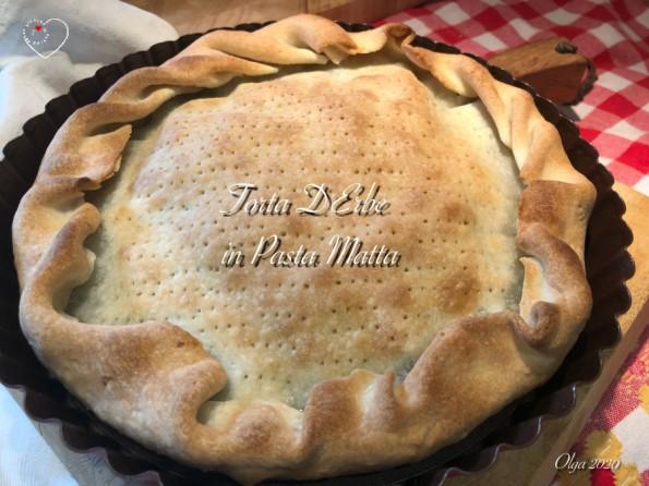 Pasta Matta Capitolo 2 - Torta di Erbe