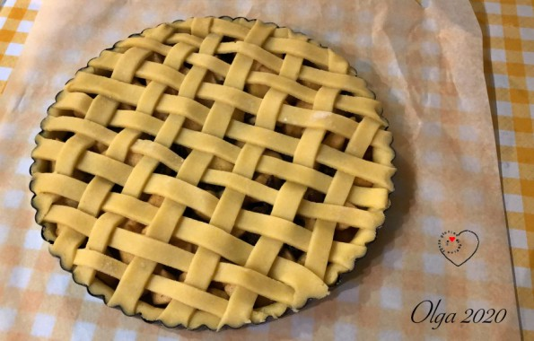 crostata cruda