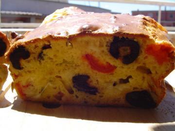Cake ai Pomodorini e Mozzarella