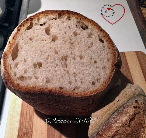 Pane di Arianna con Farina Emra Food