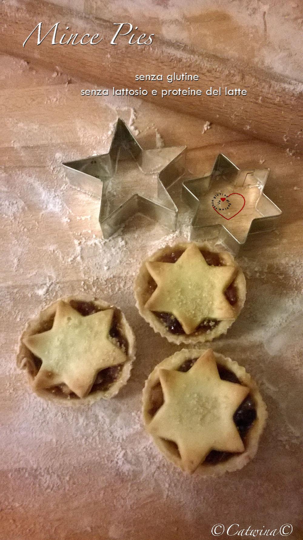 Mince Pies Gluten Free di Caterina!