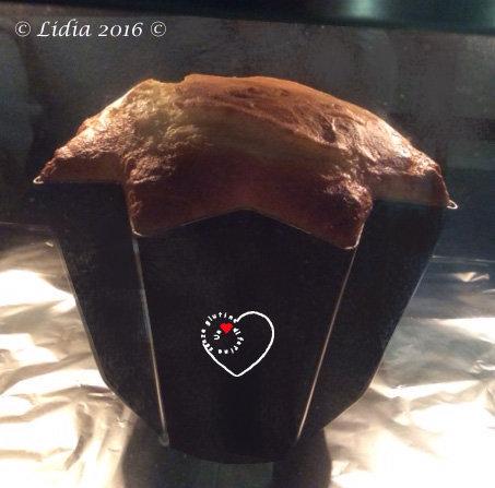 pandoro 1 kg forno