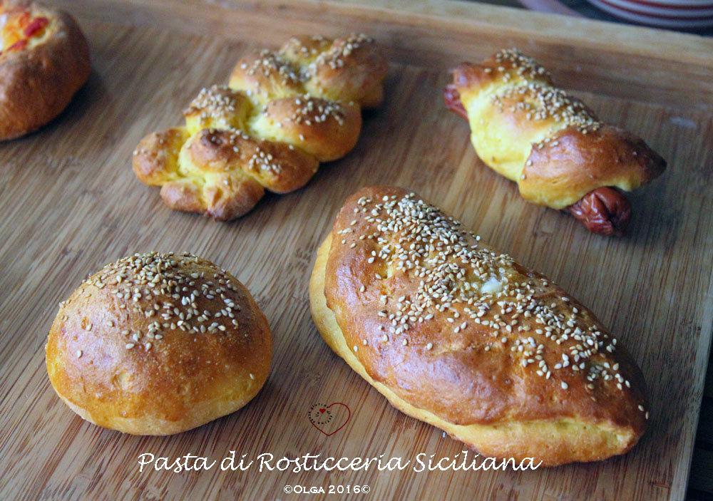 Pasta di Rosticceria (no dietoterapeutiche)