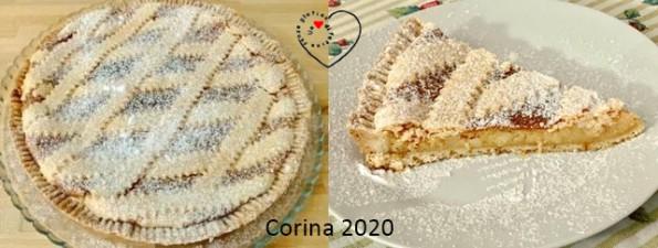 Pinolata o Torta con pinoli