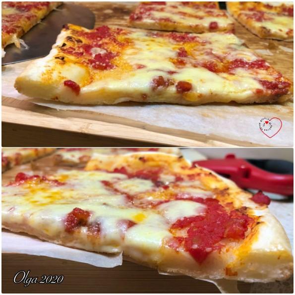 pizza a taglio fetta