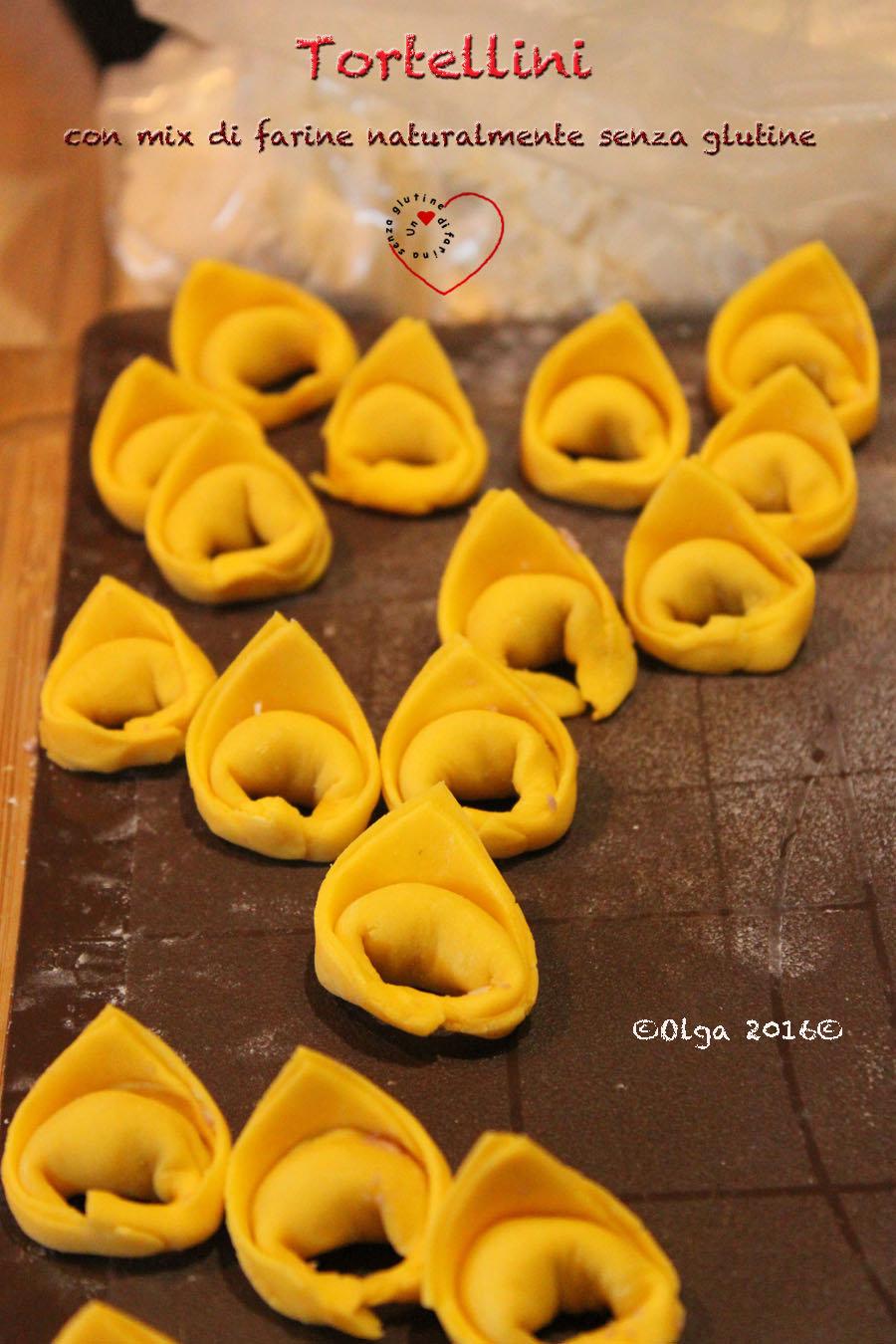 Pasta Fresca Ripiena: Tortelli, Tortellini e Cappelletti (no dietoterapeutiche)