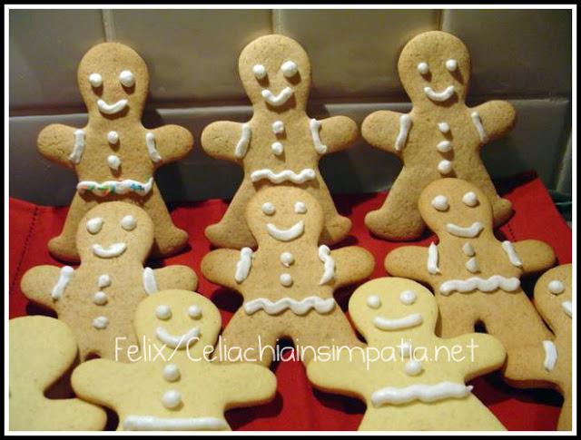 Omino di Zenzero – Gingerbread Man