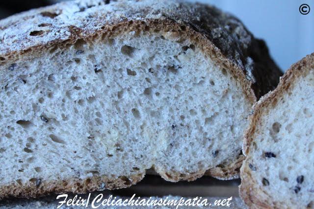 Mix di Farine Dietoterapeutiche per Pane e Focacce senza glutine di Felix