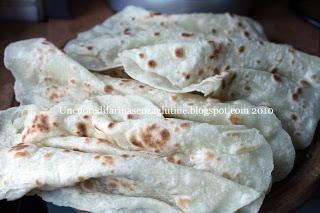 Pane Paratha Senza Glutine