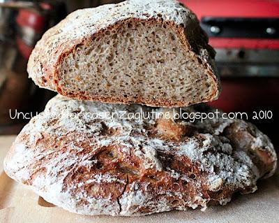 Pane della Franconia Senza Glutine… L'evoluzione di un pane