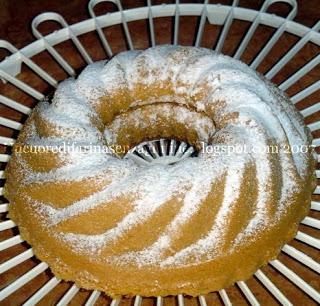 Chiffon Cake Senza Glutine