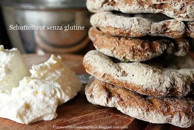 "Pane ""Schüttelbrot"" Senza Glutine"