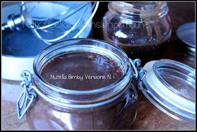 Nutella Bimby I