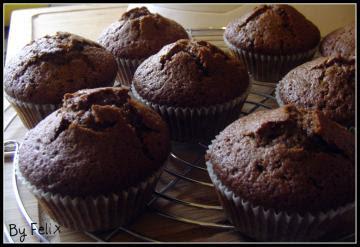 Muffins Allo Zenzero Candito