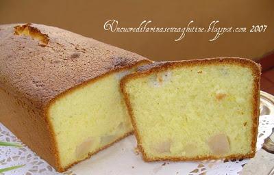 Cake di Pere allo Yogurt