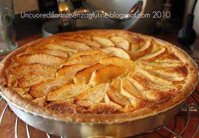 """Pasta Sablè – Crostata """"Frangipane"""" alla Frutta – Ovi Molis"""