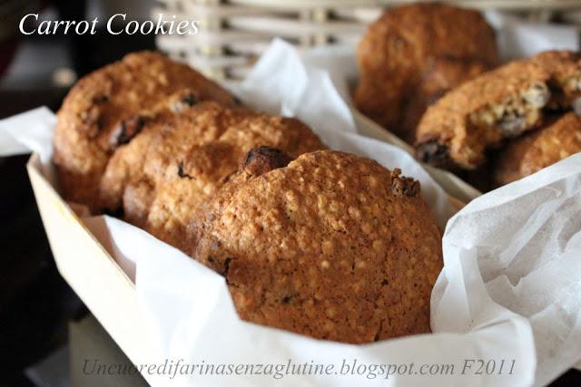 I Carrot Cookies di Mari