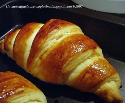 Croissant Sfogliati I - Senza Uova