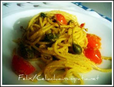 Pesto all'Eoliana