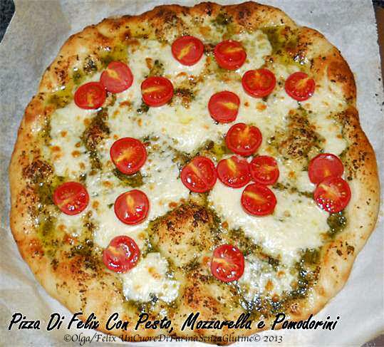 Pizza Felix: Il Segreto? La Genialità del Condimento!!! ;)