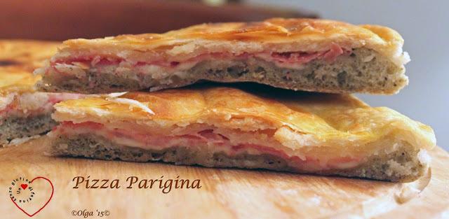 Pizza Parigina con Sfoglia in 30''