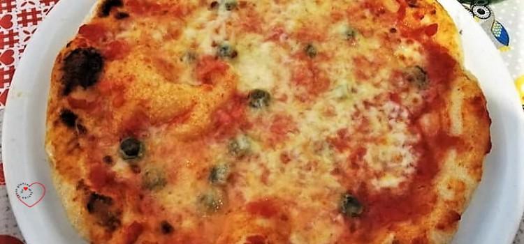 Pizza con Li.Co.Li e farina pane/pizza MAX FREE