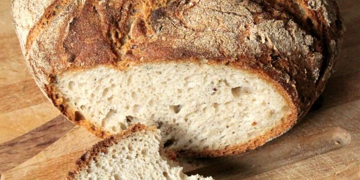 Pane con Farina Mix One ai 5 Cereali