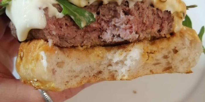 Panini per Hamburger (realizzati da Mari)
