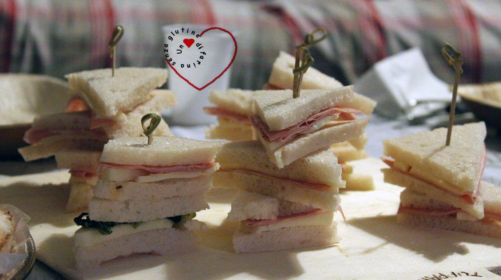 Pane per Tramezzini o Toast con Li.Co.Li